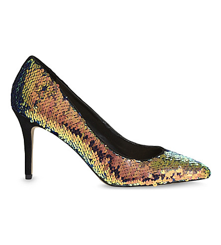 ALDO Kediredda sequin courts (Black+multi