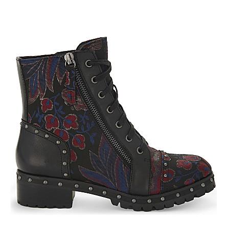 ALDO Cirien 绣踝靴 (海军 + 多
