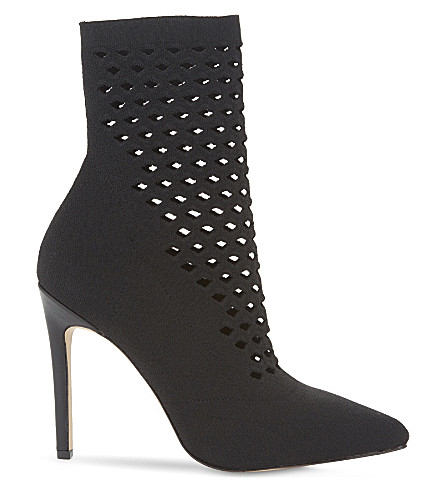 ALDO Seassi knitted stiletto boots (Black