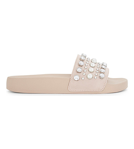 ALDO Sirna embellished sandals (Light+pink