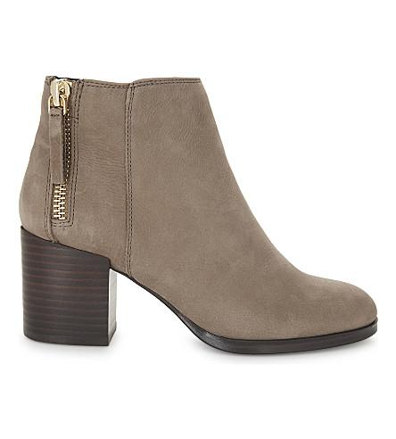 ALDO Kelii suede ankle boots (Grey