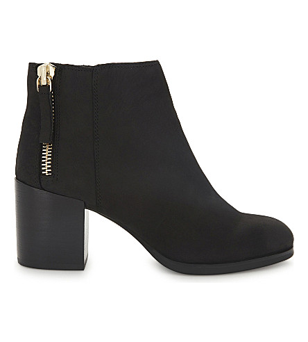 ALDO Kelii suede ankle boots (Black+nubuck