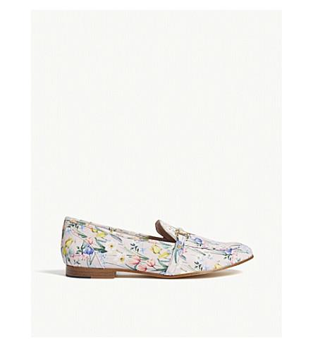 ALDO Astawia floral loafers (Pastel+multi