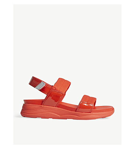 ALDO Eloima open toe sandals (Orange