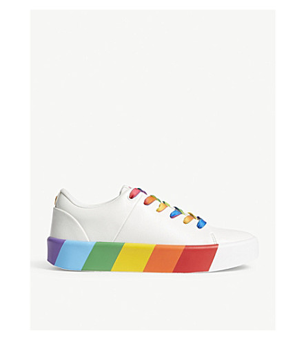 ALDO Etilivia multi-coloured trainers (Bright+multi