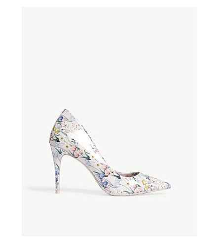 ALDO Staycey floral pumps Pastel multi Outlet Footlocker Pictures In UK For Sale Latest For Sale New And Fashion 2p5zVu