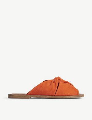 08e4e7ce2e27 ALDO - Legaecia metallic-striped patent sandals