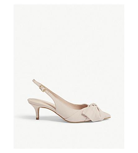 c14390bdc18 ALDO Davangus bow detail slingback sandals (Light+pink