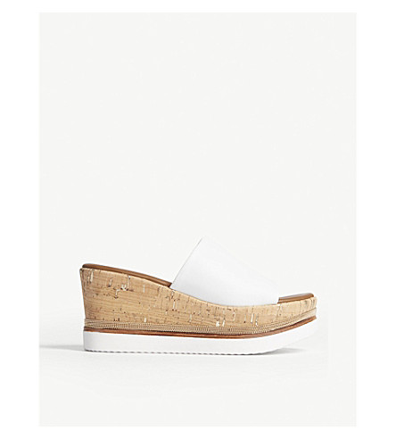 ALDO Astavia hardware loafers (White
