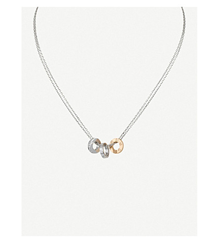 CARTIER Love 18ct gold and diamond necklace
