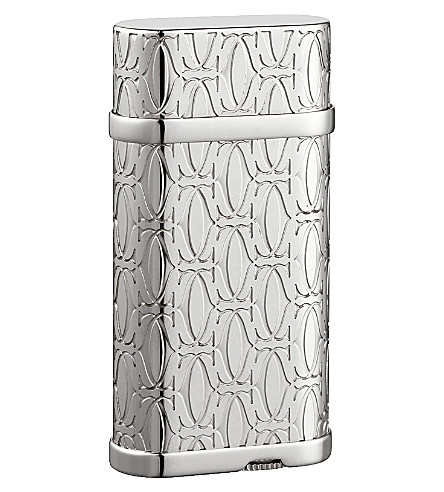 CARTIER C de Cartier lighter
