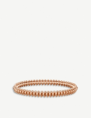 Clash de Cartier 18ct pink-gold bracelet(8022113)