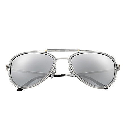 CARTIER ESW00198 Voltige polarised sunglasses