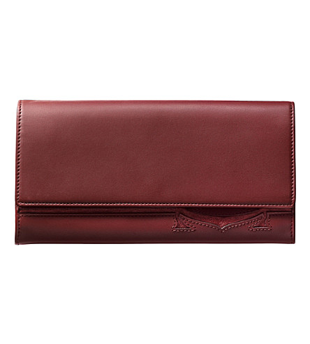 CARTIER Must-C International leather wallet