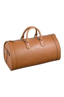 CARTIER Louis Cartier 24-hour leather bag