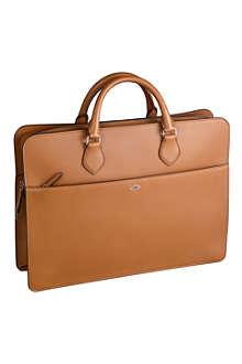 CARTIER Louis Cartier leather document holder