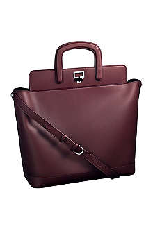 CARTIER Jeanne Toussaint leather tote