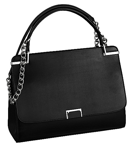 CARTIER Jeanne Toussaint chain bag (Black