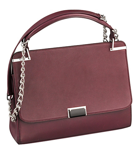 CARTIER Jeanne Toussaint chain bag (Burgundy