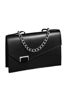 CARTIER Jeanne Toussaint asymmetric clutch bag