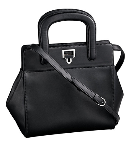 CARTIER Jeanne Toussaint mini tote bag (Black