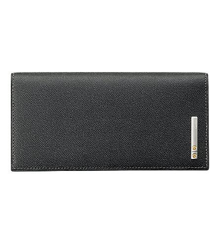 CARTIER Santos de Cartier wallet (Black