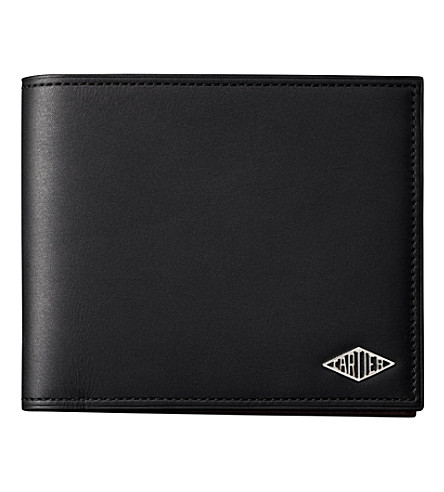 CARTIER Louis Cartier 3 slot wallet (Black