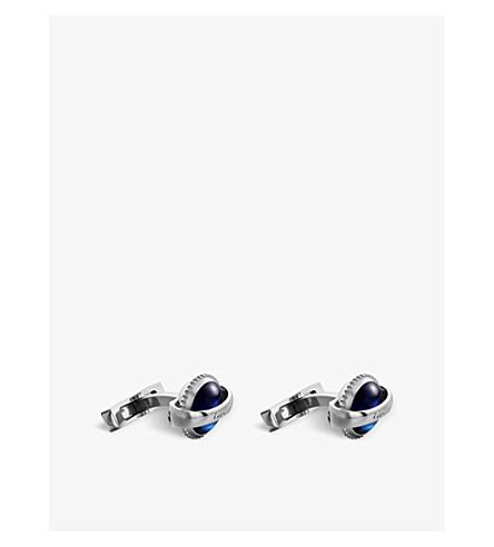 CARTIER Ballon Bleu de Cartier sterling silver cufflinks