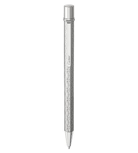 CARTIER C de Cartier ballpoint pen