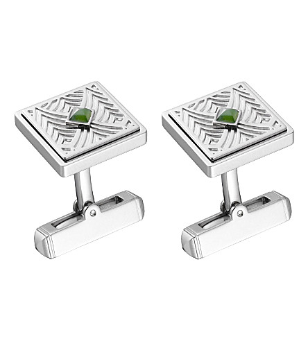 CARTIER Belle Epoque Inspiration cufflinks