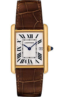 CARTIER Tank Louis Cartier large watch