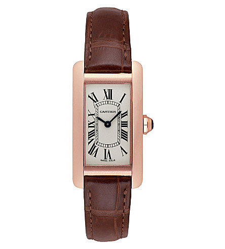 CARTIER Tank Américaine small watch