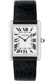 CARTIER Tank Solo large watch