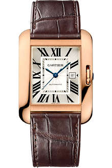 CARTIER Tank Anglaise medium watch