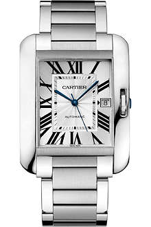 CARTIER Tank Anglaise large watch