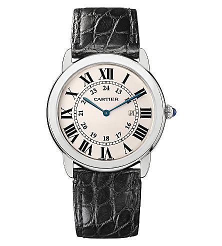 CARTIER Ronde Solo de Cartier large watch