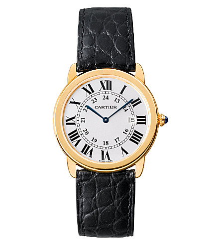 CARTIER Ronde Solo de Cartier large watch