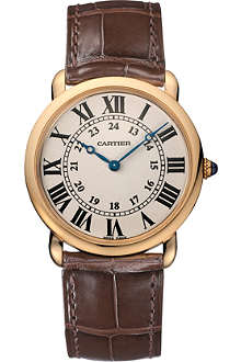CARTIER Ronde Louis Cartier large watch