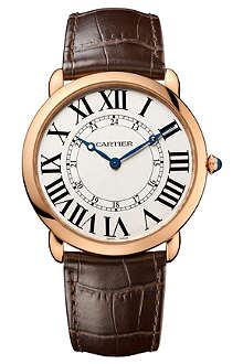 CARTIER Ronde Louis Cartier watch 42mm