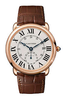 CARTIER Ronde Louis Cartier watch 40mm