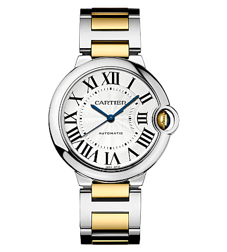 Cartier Ballon Bleu Yellow
