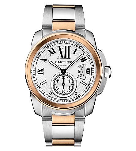 CARTIER Calibre de Cartier watch