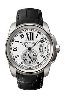 CARTIER Calibre de Cartier watch