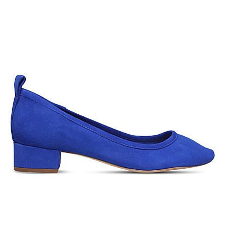 CARVELA Aston suede courts