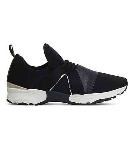 CARVELA Lamar neoprene trainers (Black