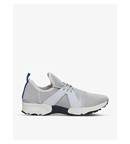 CARVELA Lamar neoprene trainers (Grey