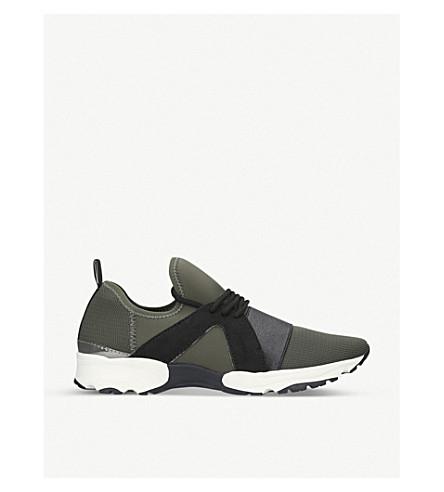 CARVELA 拉玛氯丁橡胶运动鞋 (卡其