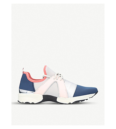 CARVELA Lamar neoprene trainers (Blue