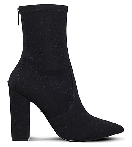 CARVELA Glint calf boots (Black