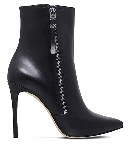 MICHAEL MICHAEL KORS Dawson ankle boots (Black